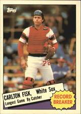 1985 Topps Tiffany Baseball Card Pick 1-250