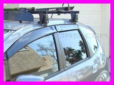 2009 2010 2011 2012 2013 Honda Fit Window Visors With Brackets 3M OEM quality
