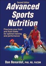 Advanced Sports Nutrition-2nd Edition by Dan Benardot (2011, Paperback)