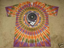 Grateful Dead Steal Your Feathers S, M, L, XL, 2XL, 3XL, 4XL, 5XL Tie Dye TShirt