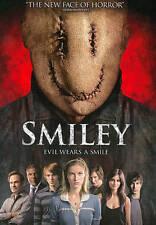 Smiley (DVD, 2013) Demented Serial Killer, Internet  BRAND NEW