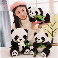 Toy kids baby Plush Panda Cute Cartoon Pillow Stuffed Animals Present Doll