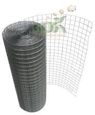 GDK GALVANISED, CHICKEN WIRE MESH,FENCE,25m lengths, 600mm / 900mm heights