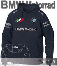 FELPA BMW MOTORRAD 2 TEAM ITALIA  DISP. POLO TSHIRT FIAT ALFA ROMEO COL. BLU NAV