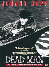 Dead Man (DVD, 2000)  BRAND NEW!!!
