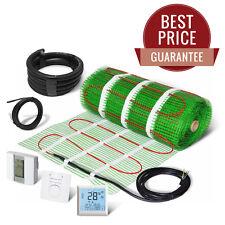 Estera de Calefacción Eléctrica Bajo Suelo Auto Adhesivo Kit 150W/m2 - Garantía De Por Vida!