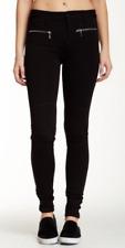 Joe's Jeans Moto Skinny Pants Black NWT $169