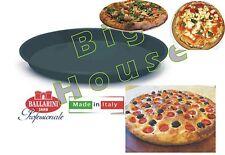 Teglia tortiera ferro x pizza ballarini focaccia forno piastra cucina profession