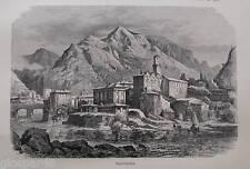 LOTTO 15 VEDUTE/XILO DAL.KADEN.Dalle Alpi..all'Etna1880