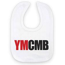 YMCMB - RAP HIP HOP MUSIC LIL WAYNE - Cool Baby Bib