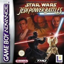 GameBoy Advance Spiel - Star Wars Episode 1: Jedi Power Battles (Modul)