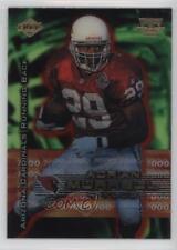 1999 Collector's Edge Triumph K-Klub Non-Numbered #Kk23 Adrian Murrell Card