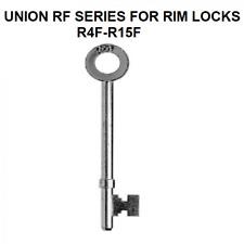 Union RF series Precut keys R4F - R13F