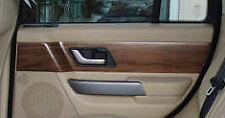 Land Rover Range Rover Sport 2006-2009 OEM Genuine Honey Walnut Interior Trim