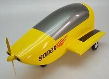 Escape Pod Sonex Aircraft Airplane Desktop Wood Model Small New