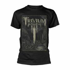 Trivium Battle T Shirt S M L XL XXL Tshirt Metal Band T-Shirt Official New