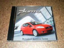 Werkstatthandbuch Fiat Punto Stand 03/2006