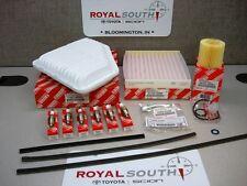 Toyota 06-08 Rav4 V6 Tune Up Service Kit Genuine OEM OE