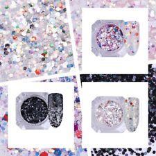 (499,00 €/ 100 g )) NAIL ART - irridescente HOLO MIX BRILLANTE POLVERE OLOGRAMMA