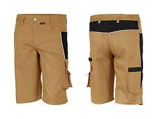 Arbeitsshorts khaki schwarz beige 42-64 Bermuda Kurze Hose Shorts Arbeitshose