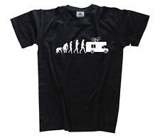Standard Edition Caravan Camper Evolution tende Vacanza Bambini T-shirt 104-164