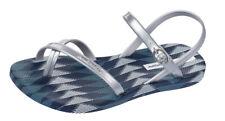 Ipanema Fiesta V Kids Flip Flops / Beach Sandals - Silver - RRP £20.95
