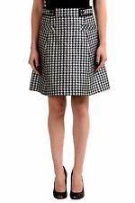 Viktor & Rolf Silk Multi-Color Women's A-Line Skirt Sz S M