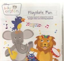 DISNEY BABY EINSTEIN PLAYDATE FUN CD