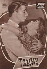 TAMMY (WNF, '58) - DEBBIE REYNOLDS / LESLIE NIELSEN