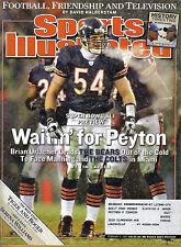 2007 (Feb. 5) Sports Illustrated, football,magazine,Brian Urlacher Chicago Bears