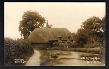 Alresford. Old Fulling Water Mill in Allinson's Ser #40