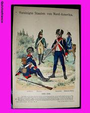 planche USA 1802-1810 Knötel