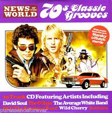 V/A - 70s Classic Grooves (UK 10 Tk CD Album) (News Of The World)