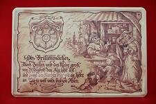 Targa In Metallo Il Brillenmacher 20x30 cm Ottici 40