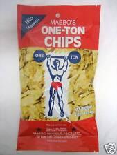 Maebo One-Ton Chips, Won Ton, 4oz, 18-pack