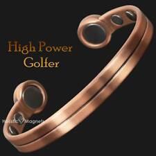 Magnetic Bracelets Men Health Copper Bracelet for Arthritis STRONG Magnets - HPG