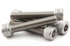 304 Socket Bolt M4 *4/6/8/10/15/28/32-70 Allen Hex Cup Socket Cap Head Screw
