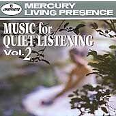 HANSON/ERO-MUSIC QUITE LIST V2  CD NEW