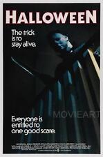 Halloween VINTAGE MOVIE POSTER CINEMA A4 A3 art print Cinema 2