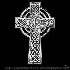 Christian Celtic Cross Pagan Symbol Gaul Iberia Funerary Monument Shirt NFT135