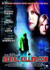 Serial Killer.Com Dvd NUOVO Nastassja Kinski