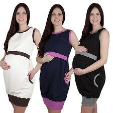 """Mija -3 in1 Umstandskleid & Stillkleid & Kleid Elegantes Shirtkleid """"Fiona"""" 7111"""