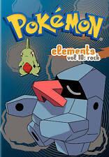 Pokemon Elements, Vol. 10: Rock (DVD) - **DISC ONLY**