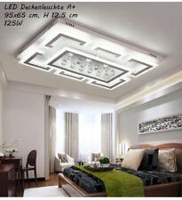 XW803  LED Lichtfarbe und Helligkeit einstellbar Deckenleuchte Acryl Sparsam A+