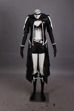 Cosplay BLACK ROCK SHOOTER Anime Manga Kleider Costumes Kostüm Neu