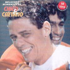 Melhores Momentos De Chico & Caetano 2004 by Chico Buarque (Disc Only)