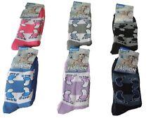 6 Paar Thermo Damen Socken Größe Größen 35 36 37 38 39 40 41 42 winter dicke