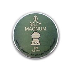 Bisley - Magnum .177 - Qty 50's 500's & 1000's - 4.50mm, 4.51mm, 4.52mm