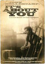DVD John Mellencamp Its About You (DVD, 2012) NEW