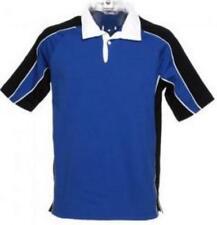 Continental Short Sleeve Rugby Shirt Kk613 100% Cotton Gamegear Thistle Scotland